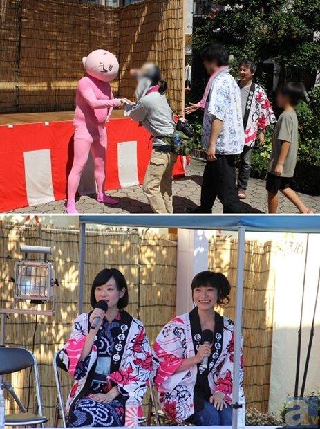 福井さん・儀武さん・広橋さん、ももねこ様に祈願する奇祭へ! 「ももねこ様祭」&「桜田麻音ステージショー」公式レポ到着-5