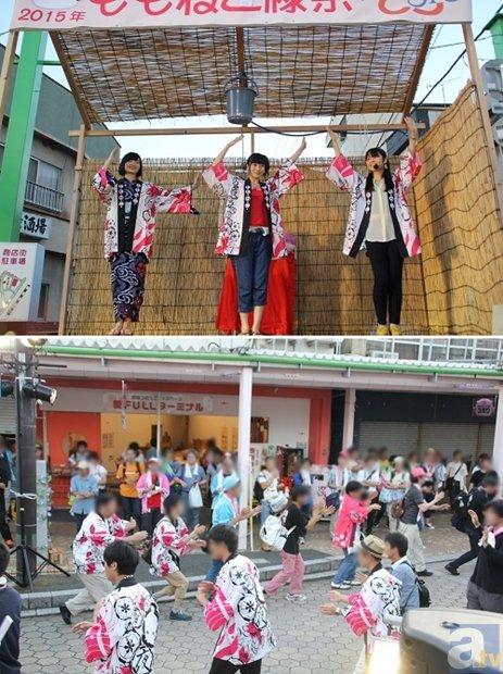福井さん・儀武さん・広橋さん、ももねこ様に祈願する奇祭へ! 「ももねこ様祭」&「桜田麻音ステージショー」公式レポ到着-6