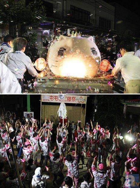 福井さん・儀武さん・広橋さん、ももねこ様に祈願する奇祭へ! 「ももねこ様祭」&「桜田麻音ステージショー」公式レポ到着-7