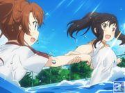 TVアニメ『のんのんびより りぴーと』第5話「お好み焼きを食べた」より先行場面カット到着