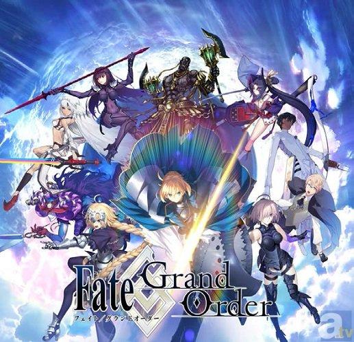 『Fate/Grand Order』iOS版がついに配信