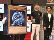 遊戯役の風間俊介さんと海馬役の津田健次郎さんが10年ぶりの顔合わせ! 劇場版『遊☆戯☆王』イベントコメントが到着