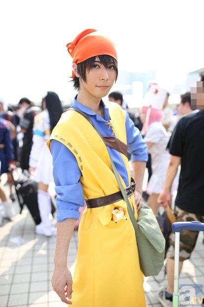 コミケのイケメン・美少年・美形のコスプレイヤーさん盛りだくさんでレポート!その1【コミケ88】-8