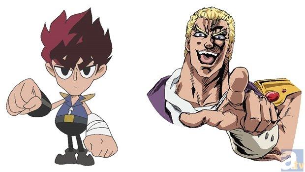 『北斗の拳 イチゴ味』、実は『DD北斗の拳2』とのWタイトル!?