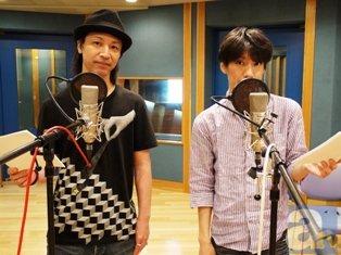 鳥海さん・須藤さんの『CLOCK ZERO』キャラCD第3弾発売