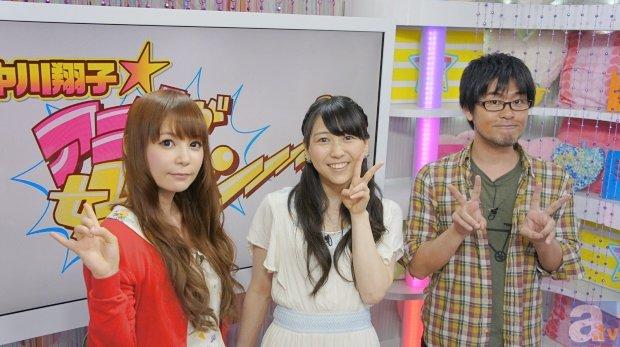 『アニ好ぎ』で安野希世乃さんの癒し系ボイスを堪能!