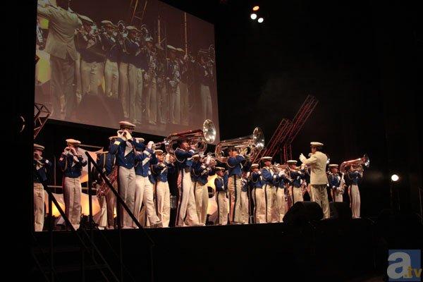 ▲2013年4月開催ガルパン オフィシャルイベント「ハートフル・タンク・カーニバル」にて