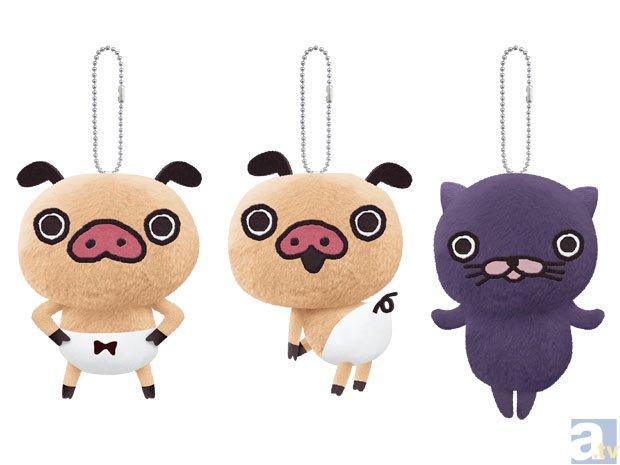 大人気アニメ『パンパカパンツ』プライズアイテムが登場!