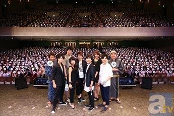 声優陣が集結した「ノラガミ ARAGOTO-日比谷ノ杜祭-」レポ