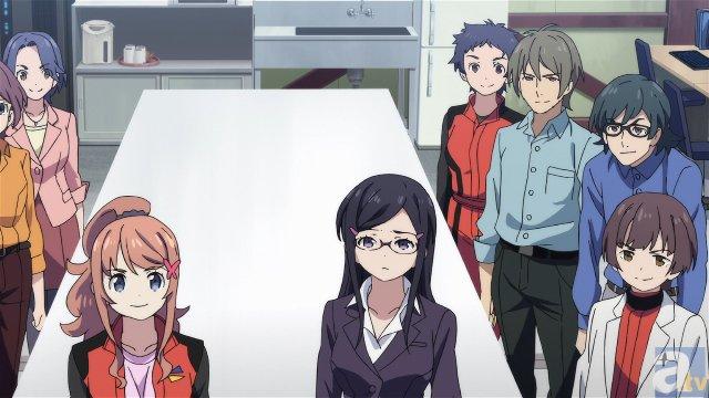 TVアニメ『Classroom☆Crisis』♯12「希望と野望と絶望と」より先行場面カット到着-14