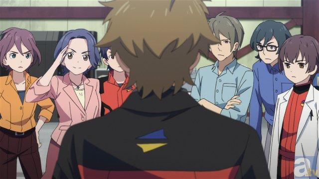 TVアニメ『Classroom☆Crisis』♯12「希望と野望と絶望と」より先行場面カット到着-18