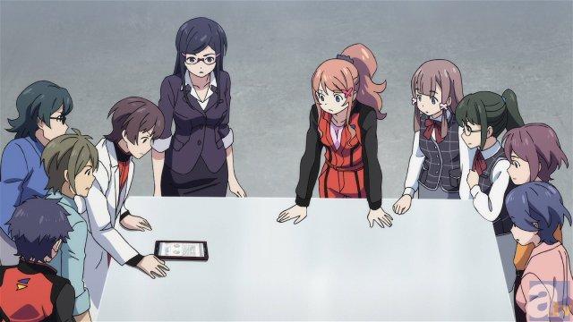 TVアニメ『Classroom☆Crisis』♯12「希望と野望と絶望と」より先行場面カット到着-12