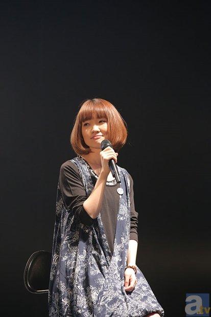 ▲種崎敦美さん