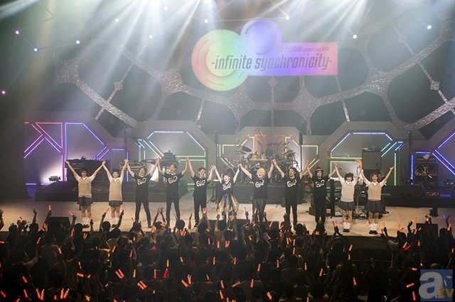 fripSideのライブツアー神奈川公演の公式レポート到着
