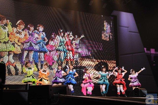 2大アイドル作品の共演に湧いた「アニサマ2015」1日目レポ