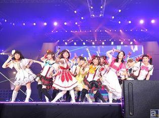 アイドルマスター×μ'sという2大アイドル作品の共演に湧いた「アニサマ2015」1日目レポート