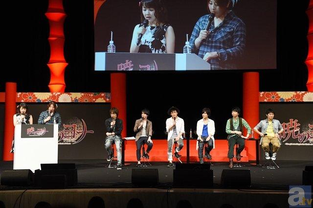 「暁のヨナ 高華王国感謝祭」でメインキャストが全員集合!