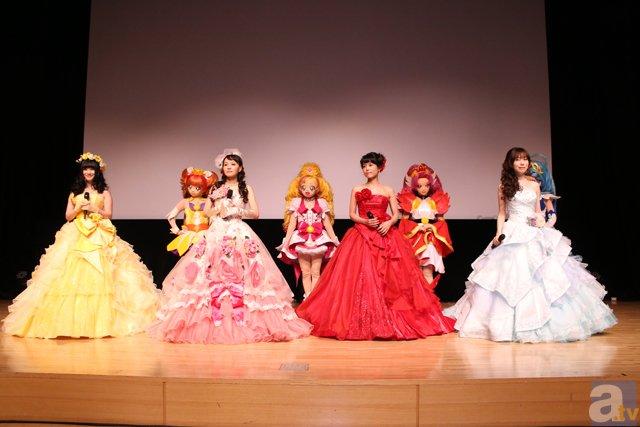 『映画Go!プリンセスプリキュア』完成披露プリンセス映画祭レポ