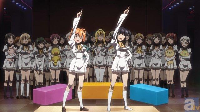 TVアニメ『庶民サンプル』第6話より先行場面カット到着