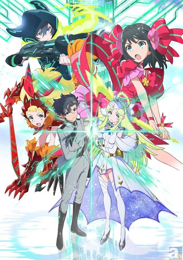 TVアニメ『ラクエンロジック』が2016年1月より放送開始!