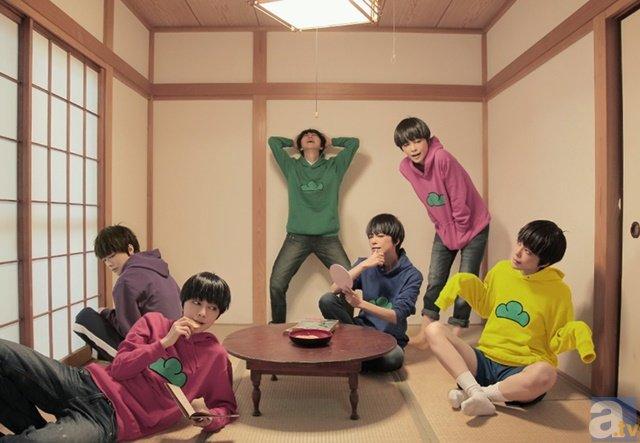 話題の6つ子、『おそ松さん』のイケメン化は、コスプレにも波及! みんなかっこよすぎ! トト子ちゃんはかわいすぎ!