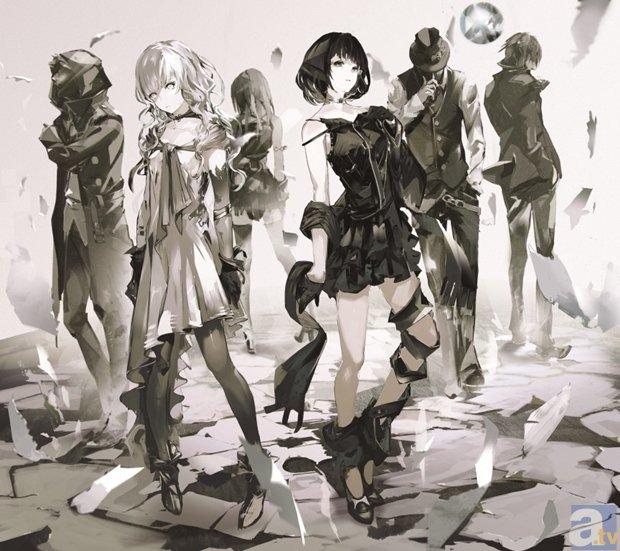 テレビアニメ「灰と幻想のグリムガル」がMMORPGとコラボレ―ション!! 異世界という現実で生き抜いてみませんか?-2