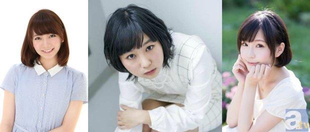 ▲左から和氣あず未さん、富田美憂さん、高橋未奈美さん