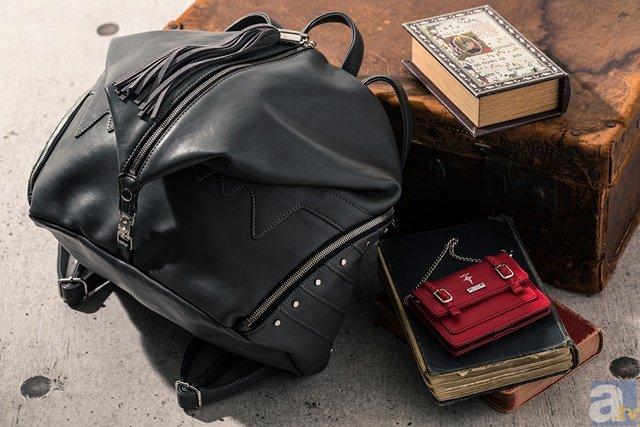 『鋼の錬金術師』より、エルリック兄弟やマスタング大佐をイメージした財布やバッグなどのグッズが登場!の画像-2