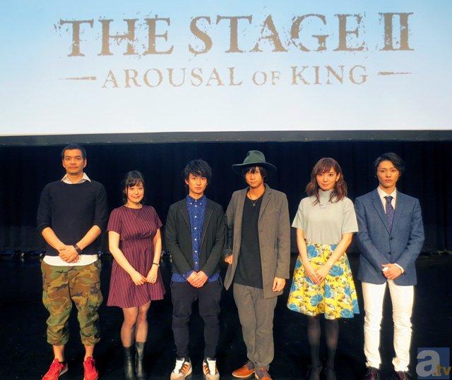舞台『K』第二章BD&DVDリリース記念イベントの公式レポが到着