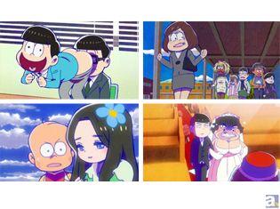 カラ松が結婚!? TVアニメ『おそ松さん』第15話「面接」「じょし松さん」ほか を【振り返り松】