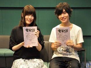 『comico』の新サービス「ももくりチャンネル」ついにオープン! 加隈亜衣さん・岡本信彦さんらキャストコメントも公開