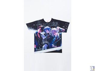 二階堂大和が愛用のループタイも登場! 『アイドリッシュセブン-IDOLiSH7-』よりTシャツ、アクセサリー、iPhoneシートが発売決定!