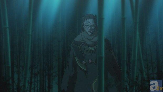 TVアニメ『牙狼 -紅蓮ノ月-』第17話より先行場面カット到着