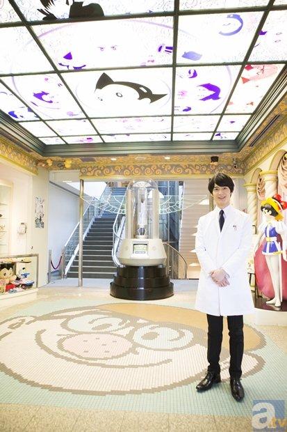 梅原裕一郎さん、「手塚治虫記念館」探訪の公式レポート到着