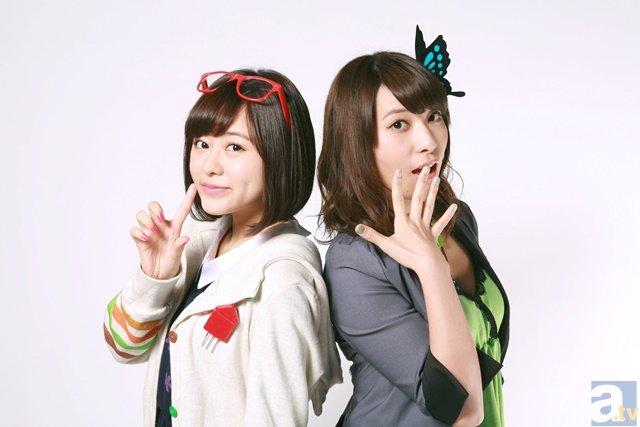 水瀬いのりさんと伊波杏樹さんがデュエットする『アニメガタリ』のテーマソング&キャラクターソングのシングルがリリース!