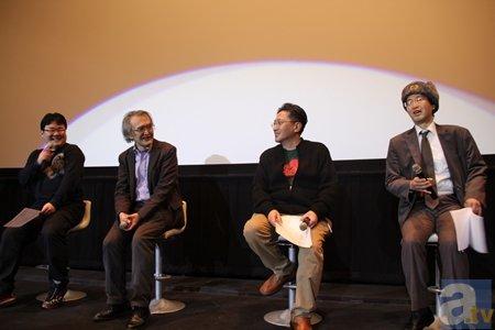 ▲画像左から鈴木貴昭さん、岡部いさくさん、吉川和篤さん、齋木伸生さん。