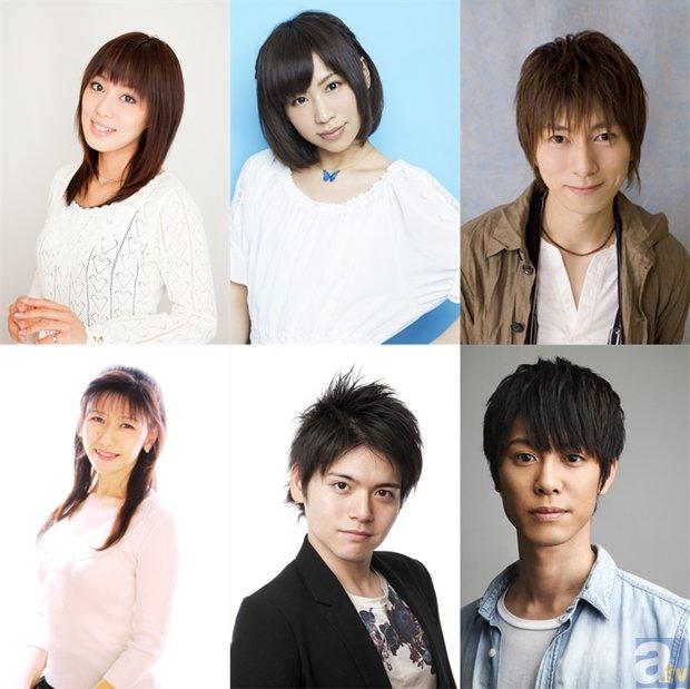 『神撃のバハムート マナリアフレンズ』羽多野渉さんら追加キャスト5名発表! 中にはアニメで初めて声がつくキャラも-5