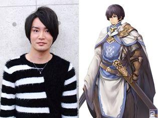 『オルタンシア・サーガ』×『アルスラーン戦記』、主要キャラクターを演じる細谷佳正さんに突撃インタビュー!