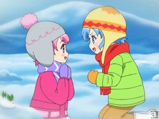 テレビアニメ『プリパラ』第85話「逆襲のセレブリティ4」より先行場面カット到着