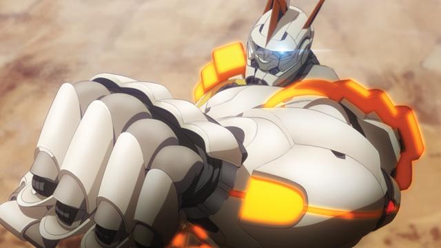TVアニメ『ブブキ・ブランキ』第十話より場面カット到着