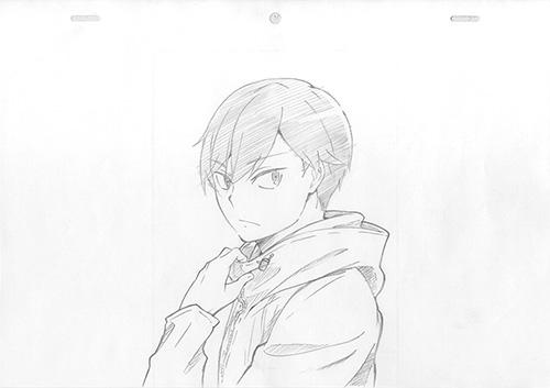 ▲草間英興によるイラスト/原田巧