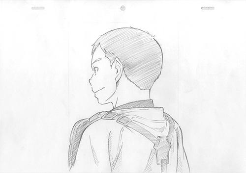 ▲草間英興によるイラスト/永倉豪