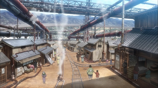 進撃、Gレコを経た今、「自分の理想のアニメを作る」――荒木哲郎監督に聞くアニメ『甲鉄城のカバネリ』での表現の画像-7