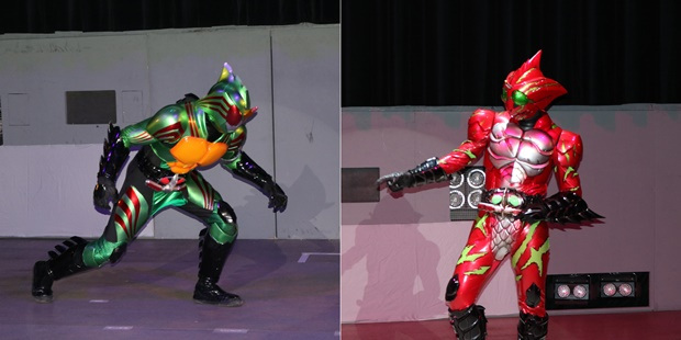 「最近のライダー面白いですか?」白倉伸一郎プロデューサーが目指したシリーズの原点回帰――『仮面ライダーアマゾンズ』制作発表会詳細レポの画像-2