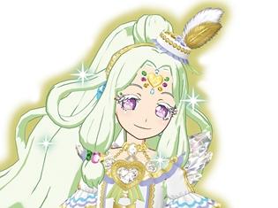 ゲーム『プリパラ』プリパラアイドルを「神アイドル」に導く女神「ジュリィ」降臨! TVアニメにも登場予定!?