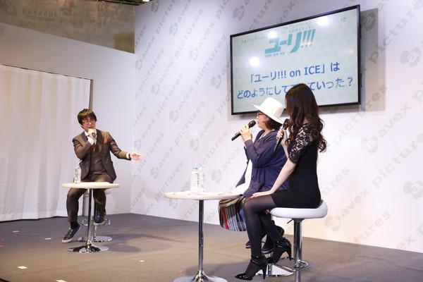 『ユーリ!!! on ICE 劇場版 : ICE ADOLESCENCE(アイス アドレセンス)』が2019年に公開決定!  ティザービジュアルが初解禁!-9