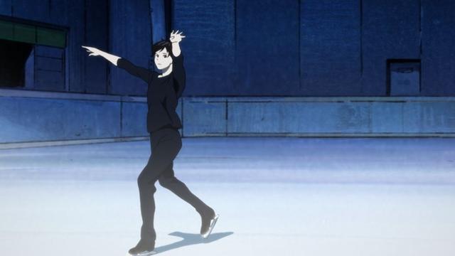 『ユーリ!!! on ICE 劇場版 : ICE ADOLESCENCE(アイス アドレセンス)』が2019年に公開決定!  ティザービジュアルが初解禁!-3