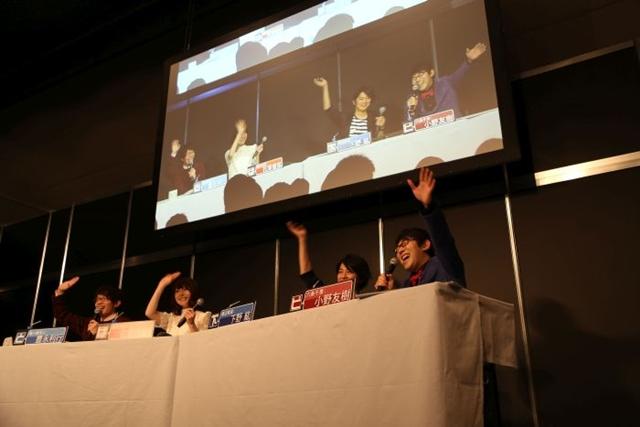 『デュララジ!!×2』公開収録で声優陣が無茶ぶりを演じ切る!