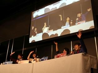 『デュララジ!!×2』公開収録で豊永利行さん、花澤香菜さん、下野紘さん、小野友樹さんが無茶ぶりを演じ切る!