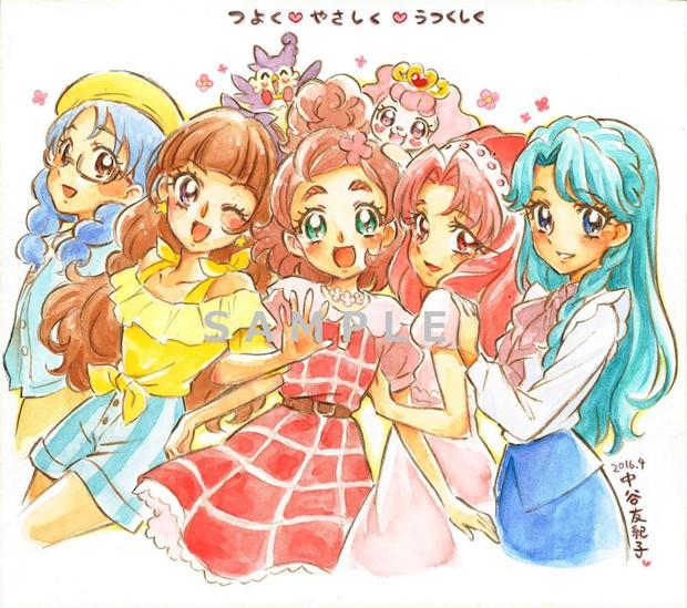 BD『Go!プリンセスプリキュア』全巻購入特典の画像公開
